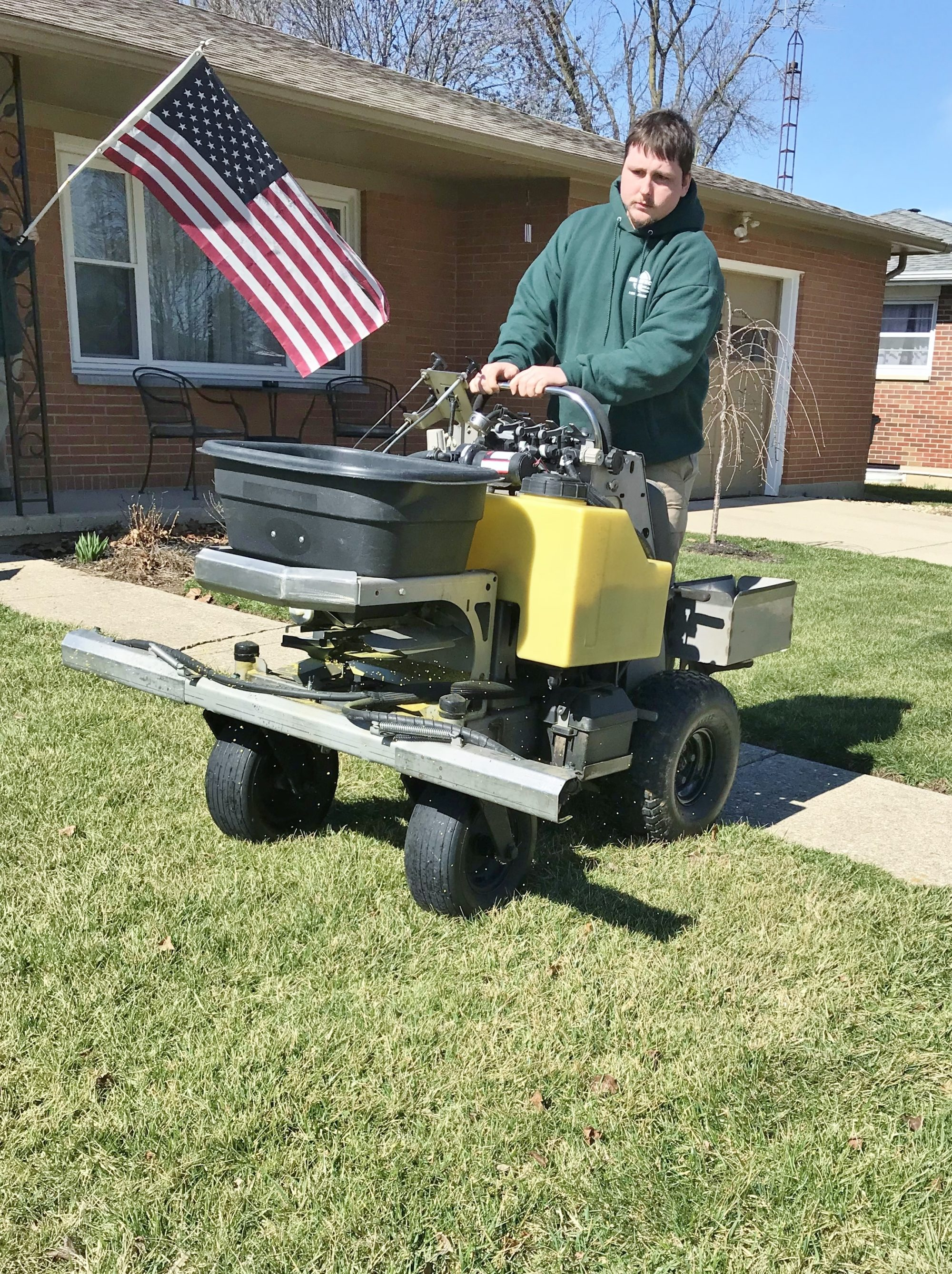 New Lawn Care Technician