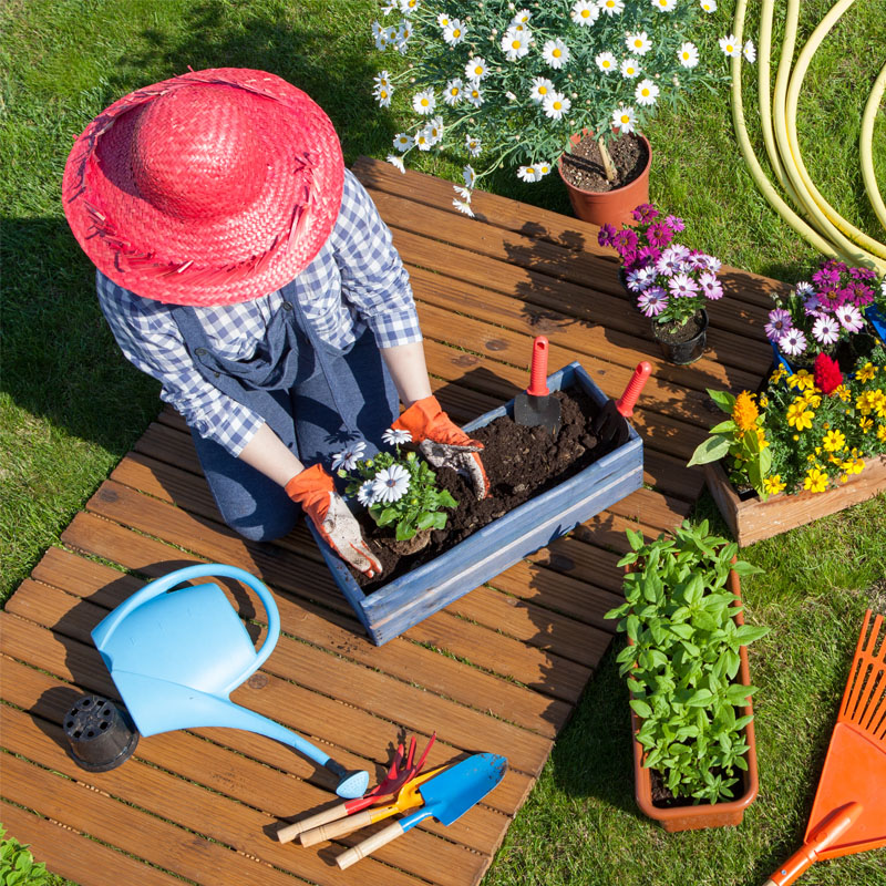 Do It Yourself Landscaping Ideas For Yard Drainage